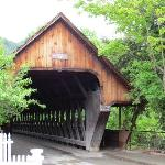 Woodstock's own Covered Bridge