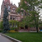 Victoria College at the University of Toronto (