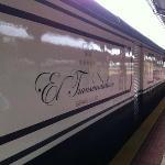 The GranLujo version of the train