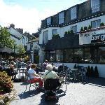 Village Inn Beer Garden