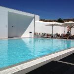 la piscine del eden