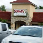 Exterior of Soffritto 2012