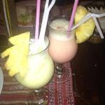 Pinacolada and Welcome Mui Ne coctail!