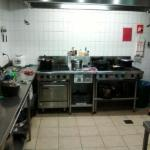 Kitchen stove