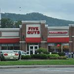 Five Guys Hamburgers
