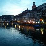 Luzern is pitoresc - but REALLY expensive...