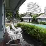 Balcony - Devasom Hua Hin Resort Photo