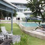 another terrace at villa no.7