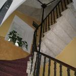 Long stair...