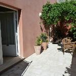Terrasse (Suite familiale)