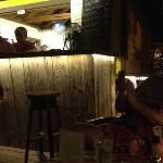 The bar :)