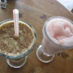 Apple Annie's Cafe - Scrumptious Drinks