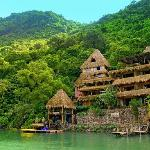 Foto de Laguna Lodge Eco-Resort & Nature Reserve