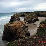 playa de las catedrales-