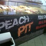 Fotografia de Peach Pit