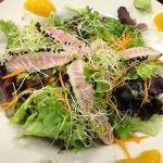 The tuna salad... Jummy!!!