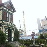 The Elms - exterior