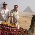 Day trip to Pyramids of Giza
