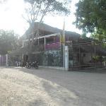 vue extérieure de la Villa Rosa