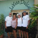 Steve & Jeri Mattox with John & Jeanne McPherson