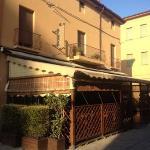 Ayrton Senna's favourite restaurant when he was racing at Imola