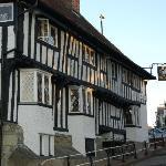 great pub near Ocklynge Manor