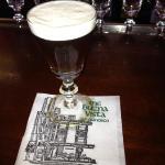 original Buena Vista Cafe Irish coffee. hot and strong