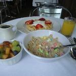 Day 1 Breakfast