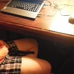 Worn Desk
