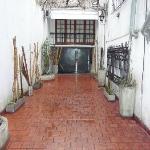 ACCESO AL JAM SUITES HOTEL