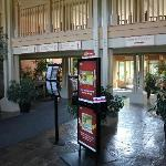 Lobby of the Casino / Hotel entrance