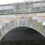 Carvings and Roman Numerals