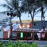 Neera restaurant - BBQ buffet