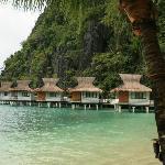 Water Cottage, El Nido Resort, Miniloc Island