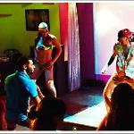 balli di gruppo curati dal coreografo cesar