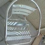 barra segunda de asiento rota