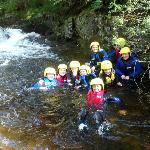Gorge Walking Group August 2012