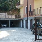 accès vehicules boxes et garages