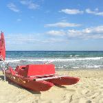 La spiaggia della Biodola