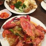 Chilli Crab & Nasi Goreng