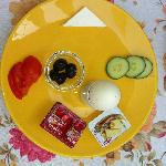 The Famous Turkish breakfast in Hotel Alika ...