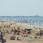 The Beach at St Jean