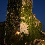 Der Turm bei Nacht