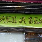 Take A Seat - Sign
