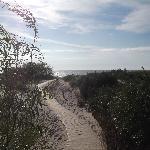 Вентспилсский пляж