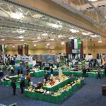 Charleston Area Convention Center Exhibit Hall