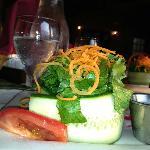 creative salad