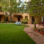 Taos Suite and Main House