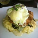 The Magpie - Brunch - Chicken fried pheasant