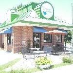 The cutest coffee shop on Johns Island